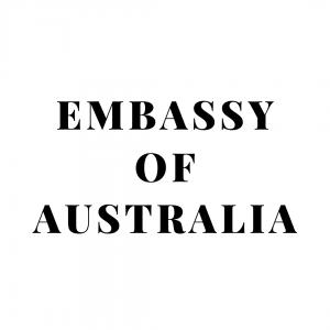 שגרירות אוסטרליה